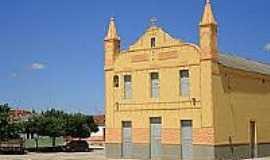 São Geraldo - Igreja-Foto:flickr