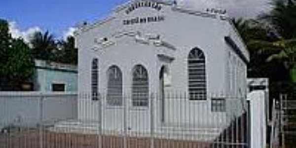 Igreja da Congregação Cristã do Brasil-Foto:congregacao.net