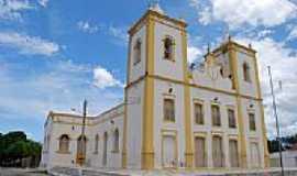 S�o Jo�o do Sabugi - Igreja Matriz de S�o Jo�o do Sabugi-Foto:RICARDO SABADIA