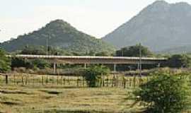 S�o Jo�o do Sabugi - Ponte Rio Sabugi-Foto:Silvio Medeiros