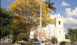S�o Jo�o do Sabugi - Igreja de S�o Jo�o Batista, Por Ryba Dantas