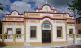 S�o Jo�o do Sabugi - Prefeitura Municipal, Por ALCIDES CARNEIRO DE MORAIS