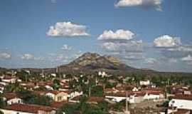 S�o Jo�o do Sabugi - Vista da Serra do Mulungu-Foto:Silvio Medeiros