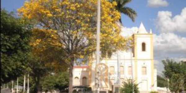 Igreja de São João Batista, Por Ryba Dantas