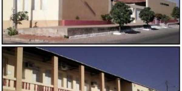 Escola Estadual Senador José Bernardo, Por Ryba Dantas