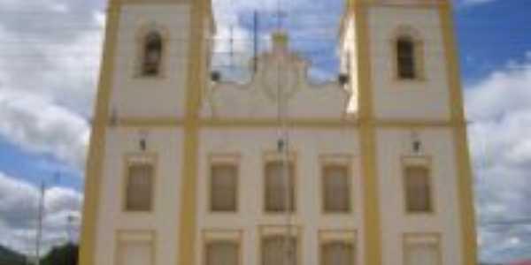 Igreja Matriz de São João Batista, Por ALCIDES CARNEIRO DE MORAIS