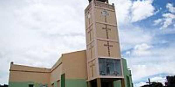 Itiruçu-BA-Matriz de Santo Antônio de Pádua-Foto:Vicente A. Queiroz