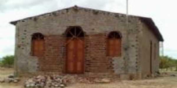 igreja de santa maria em construção, Por NILTON CÉSAR GOMES DE ARAÚJO