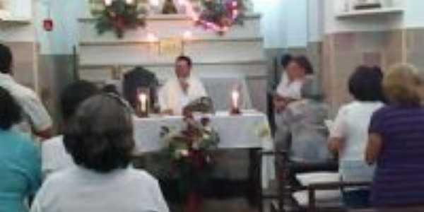 celebração da missa em são josé, Por NILTON CÉSAR GOMES DE ARAÚJO