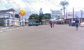 São José de Mipibu - Centro da cidade-Foto:Perceval Carvalho