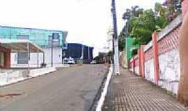 São José de Mipibu - Rua Cônego Lustoza-Foto:Perceval Carvalho