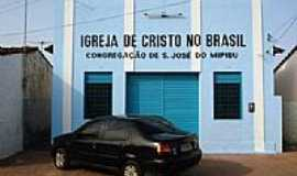 São José de Mipibu - Igreja de Cristo-Foto:magalhães jaime
