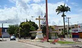 São José de Mipibu - Praça Central-Foto:msampaio