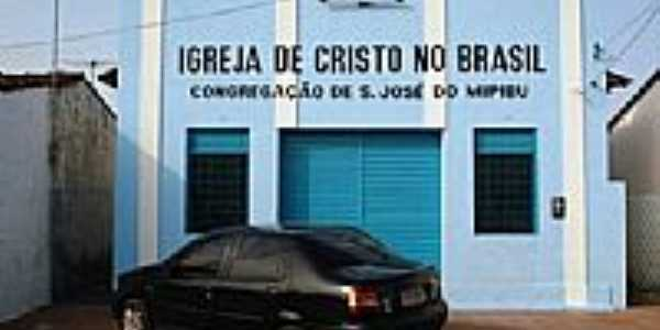 Igreja de Cristo-Foto:magalhães jaime