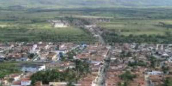 vista da cidade, Por GISELIA HENRIQUE BEZERRA