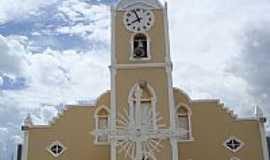 São José do Seridó - Igreja São José  foto por Walter Leite