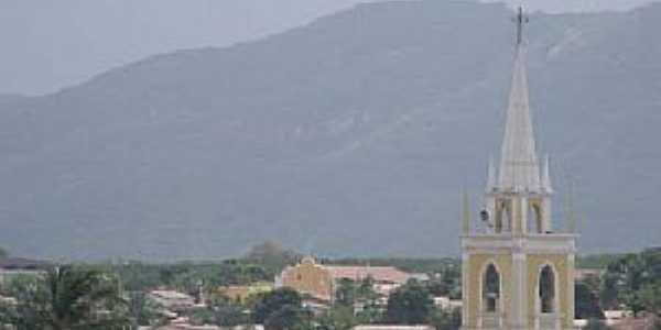 Imagens da cidade de São Tomé - RN