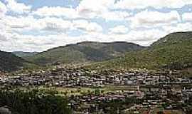 Iti�ba - Iti�ba-BA-Vista da cidade-Foto:portalitiuba.com.br