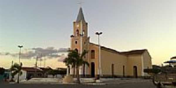 Matriz de São Vicente-Foto:ZILSON JOSÉ SOARES D…