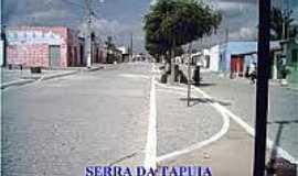 Serra da Tapuia - Rua da cidade-Foto:mundi.com.br