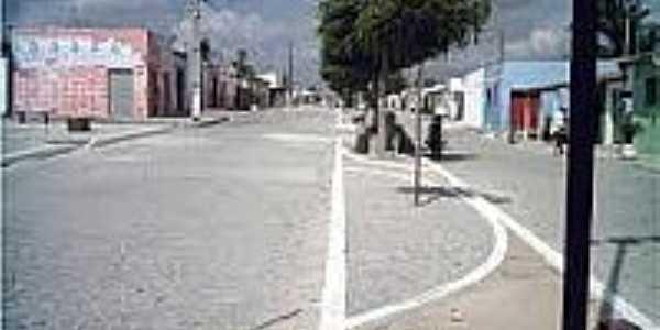 Rua da cidade-Foto:mundi.com.br