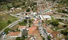 Serra de São Bento - Vista aérea da Cidade