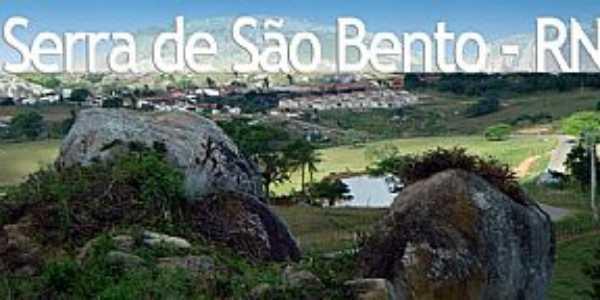 Serra de S�o Bento - RN
