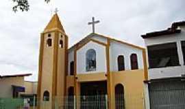 Itororó - Matriz de Santo Antônio de Pádua em Itororó-Foto:Vicente A. Queiroz