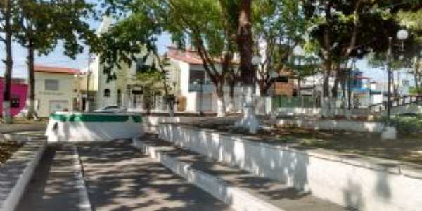 PRAÇA CEL.JOÃO BORGES - ITORORÓ BAHIA, Por gidevaldo matos