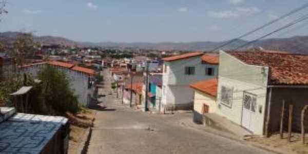 vista de itororó - a partir do bairro aparecida, Por gidevaldo matos