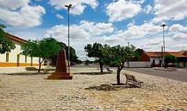 Taboleiro Grande - Taboleiro Grande-RN-Praça da Matriz-Foto:Wilson Alcaras