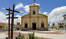 Tangará - Igreja Matriz de Santa Terezinha-Foto:Jorge Oliveira