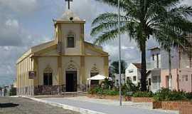 Tangará - Tangará-RN-Matriz de Santa Terezinha-Foto:magalhães jaime
