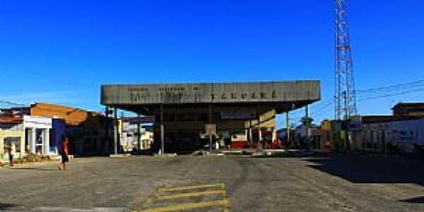 Tangará-RN-Terminal Rodoviário-Foto:Wilson Alcaras