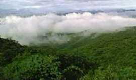 Tenente Laurentino Cruz - Paisagem de Inverno do alto da Serra de Santana - Tenente Laurentino Cruz por Aniely campos