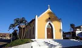 Tibau do Sul - Tibau do Sul-RN-Igreja de Santo Antônio de Pádua-Foto:www.flickr.com