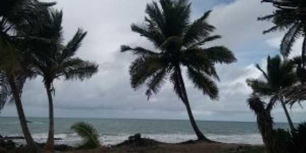 150 degraus para fecha no paraíso.. praia do madeiro, Por edson pereira