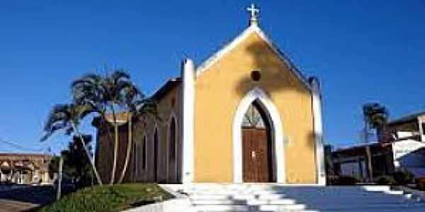 Tibau do Sul-RN-Igreja de Santo Antônio de Pádua-Foto:www.flickr.com
