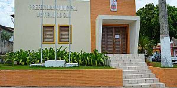 Tibau do Sul-RN-Prefeitura Municipal-Foto:www.badini.com.br