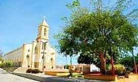 Timbaúba dos Batistas - Igreja de São Severino Mártir-Foto:sneri.blog.br