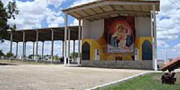 Santuário Cidade de Maria: por Walter Leite