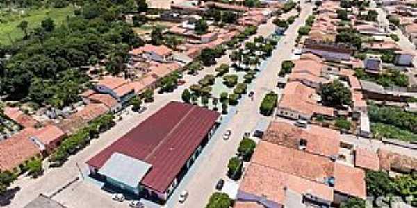 Praça Barão Do Sincorá - Ituaçu -Bahia.