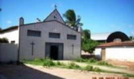 Touros - Igreja Cat�lica Em Santa Luzia, Por Eliabe Fran�a