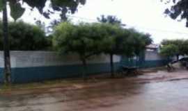 Touros - Escola Municipal Jo�o Joaquim Da Silva Em santa Luzia, Por Eliabe
