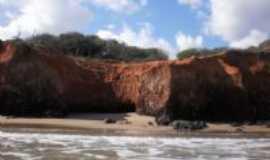 Touros - Praia das Barreiras- Lagoa do Sal-RN, Por Felipe Prates de Oliveira