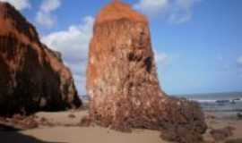 Touros - Praia das Barreiras- Lagoa do Sal Touros RN, Por Felipe Prates de Oliveira