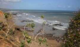 Touros - Praia das Barreiras Lagoa do Sal Touros RN, Por Felipe Prates de Oliveira