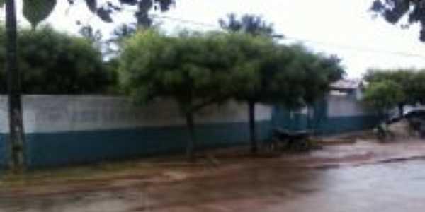 Escola Municipal João Joaquim Da Silva Em santa Luzia, Por Eliabe