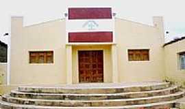 Umarizal - Casa de Oração da Igreja de Cristo-Foto:magalhães jaime