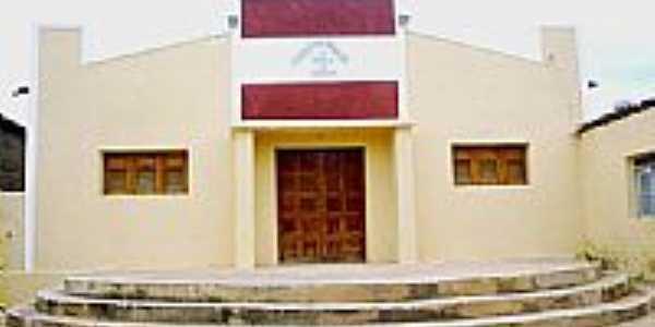 Casa de Oração da Igreja de Cristo-Foto:magalhães jaime